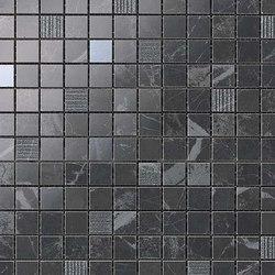 Marvel PRO Noir St. Laurent Mosaico | Ceramic mosaics | Atlas Concorde