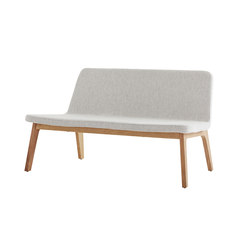 LEAN 2-seater | Waiting area benches | møbel copenhagen