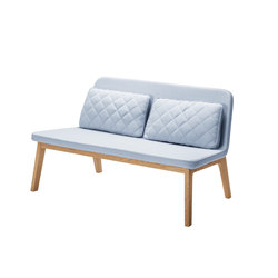 LEAN 2-seater | Benches | møbel copenhagen