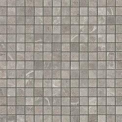 Marvel PRO Grey Fleury Mosaico | Ceramic mosaics | Atlas Concorde