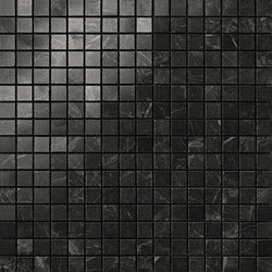 Marvel PRO Noir St. Laurent Mosaico shiny | Mosaïques céramique | Atlas Concorde