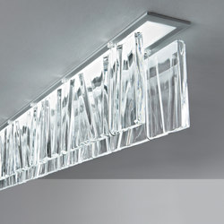 Tile LED D95 | Suspended lights | Fabbian