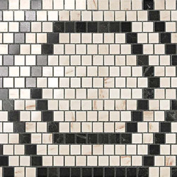 Marvel PRO Mosaico Honeycomb Warm shiny | Ceramic mosaics | Atlas Concorde