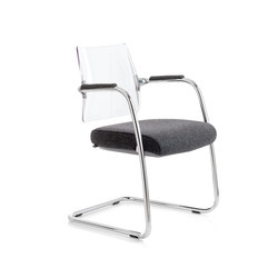 Free Poly | Visitors chairs / Side chairs | Emmegi