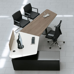 T-Front | Office | Individual desks | Bene