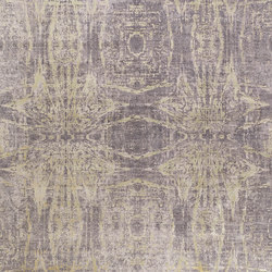 Anamika yellow | Formatteppiche / Designerteppiche | THIBAULT VAN RENNE