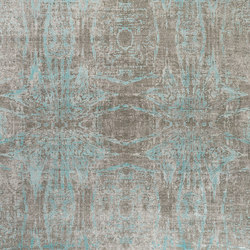 Anamika aqua | Rugs / Designer rugs | THIBAULT VAN RENNE