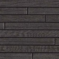 Bord Liquorice Brick | Mosaic tiles | Atlas Concorde