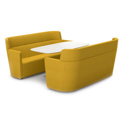PARCS Wing Sofa | Brainstorming / Short meetings | Bene