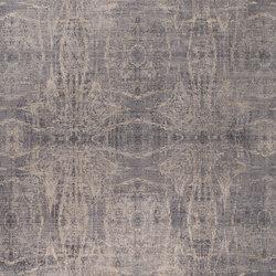 Anamika grey a plat | Formatteppiche / Designerteppiche | THIBAULT VAN RENNE