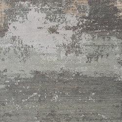 Grunge green grey suite | Rugs | THIBAULT VAN RENNE