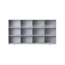 MVS KL95 | Office shelving systems | Lensvelt