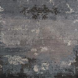 Grunge two slate DQHS 42 | Rugs / Designer rugs | THIBAULT VAN RENNE