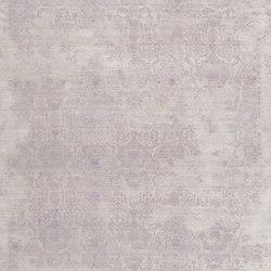 Inspirations silver dark purple | Rugs | THIBAULT VAN RENNE