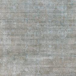 Inspirations T3 grey & blue | Formatteppiche | THIBAULT VAN RENNE