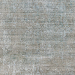 Inspirations T3 grey & blue | Rugs | THIBAULT VAN RENNE
