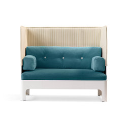 Koja Sofa High S53H | Loungesofas | Blå Station