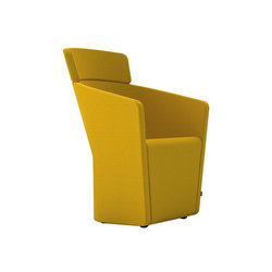 Club Chair | Visitors chairs / Side chairs | Bene