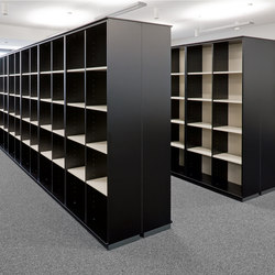 K2 | Open cabinet | Office shelving systems | Bene