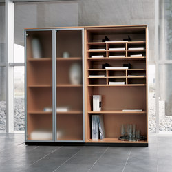 K2 | Open cabinet | Archivadores | Bene