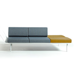 Longo Softseating | Sofas | actiu