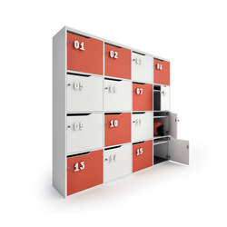 DV549–Lockers | Casiers / Vestiaires | DVO