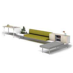 Longo | Lounge-work seating | actiu