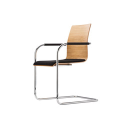 S 53 | Visitors chairs / Side chairs | Gebrüder T 1819