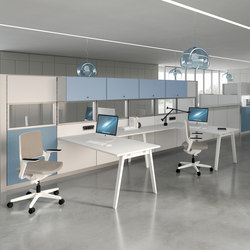 DV606-Open space | Space dividers | DVO
