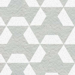 Ecoustic Panel Tri White On White | Wall panels | complexma