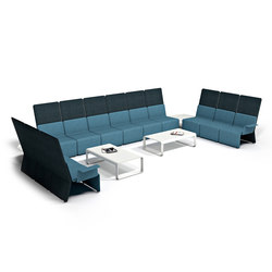 Shey High PUR | Modular seating systems | actiu