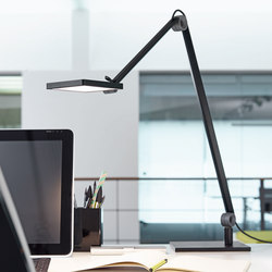 PARA.MI Task Luminaire Double arm | Table lights | H. Waldmann
