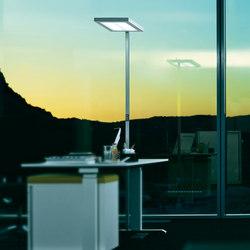 LAVIGO PULSE VTL Free-Standing Luminaire | Lampade postazione di lavoro | H. Waldmann