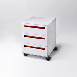 Workspace W-R40 Roll container | Pedestals | Müller Möbelfabrikation