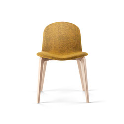 Bob XL Wood Chair | Chaises | ONDARRETA