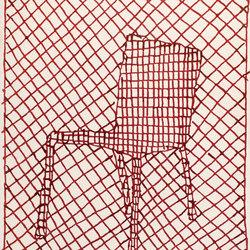 La Chaise Rouge | Rugs / Designer rugs | Toulemonde Bochart