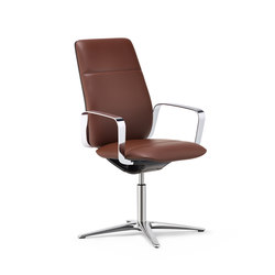 ConWork Conference swivel chair | Visitors chairs / Side chairs | Klöber