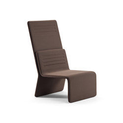 Shey High upholstered | Lounge chairs | actiu