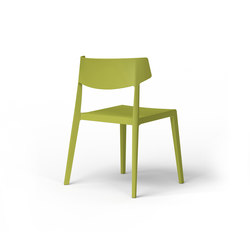 Wing PUR | Restaurant chairs | actiu