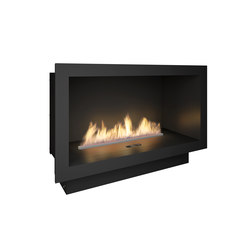 PrimeFire in casing | Ventless ethanol fires | Planika