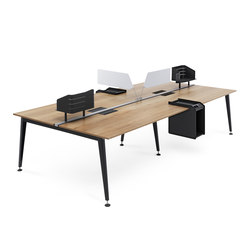get together | Systèmes de tables de bureau | Sedus Stoll