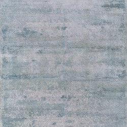 Kork Reintegrated grey & blue | Rugs / Designer rugs | THIBAULT VAN RENNE
