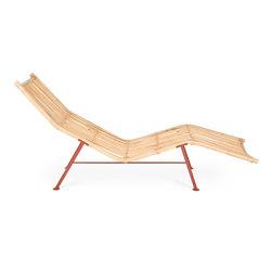 Cane Chaise Longue | Chaise longues | Lensvelt