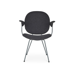 WH Gispen 202 Chair | Restaurant chairs | Lensvelt