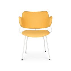 WH Gispen 205 Chair | Sillas para restaurantes | Lensvelt