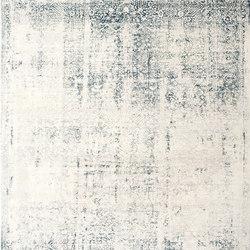 Kork Wiped grey & silver | Alfombras / Alfombras de diseño | THIBAULT VAN RENNE