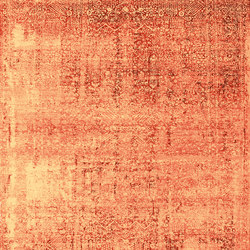 Kork Wiped red | Alfombras / Alfombras de diseño | THIBAULT VAN RENNE