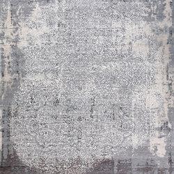 Siena B grey & silver | Rugs | THIBAULT VAN RENNE