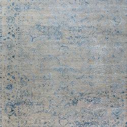 Viviane F6 blue | Formatteppiche / Designerteppiche | THIBAULT VAN RENNE