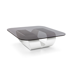 Ring Smoked Glass | Lounge tables | Sovet